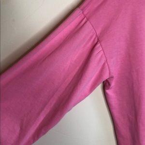 Merona Tops - Bonjour Pink Sweatshirt